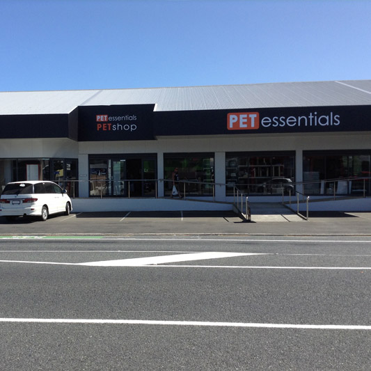 Pet Essentials New Store